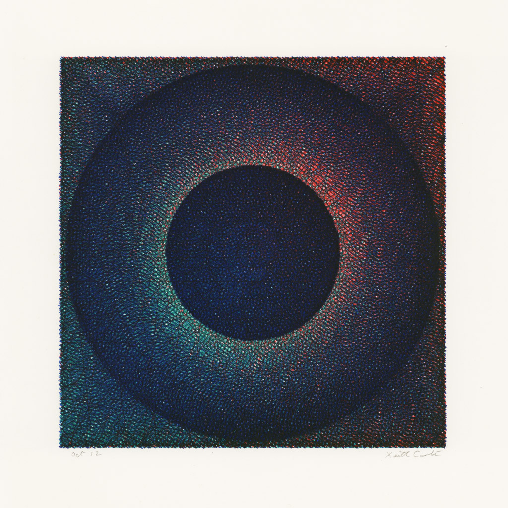 Two Circles-Square